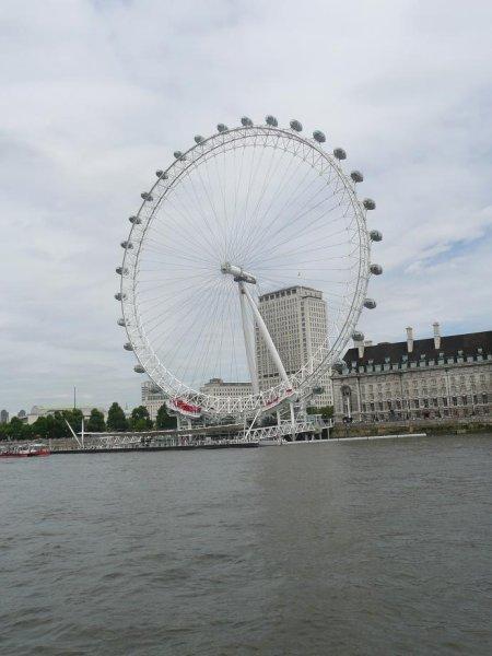 © WikiMedia (Wikimedia) 1 London Eye